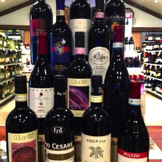 Expanded Italian Wine Selection