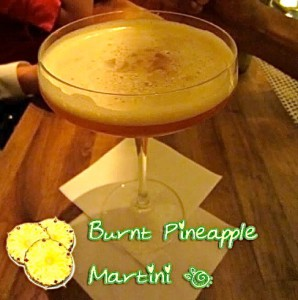 BurntPineappleMartini
