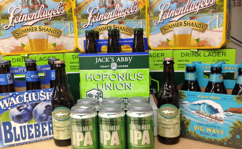 Hickey's 5 Top Beers of Summer