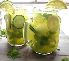 Crop Organic Cucumber Lemonade